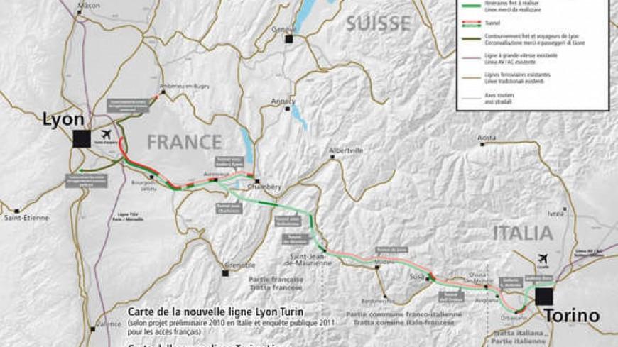 Une conférence-débat sur le Lyon-Turin