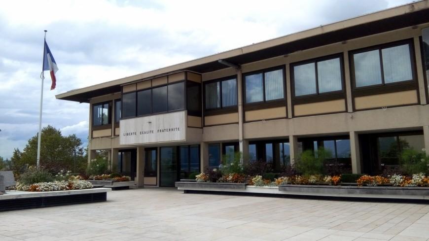 Premier conseil municipal pour Annecy-le-Vieux
