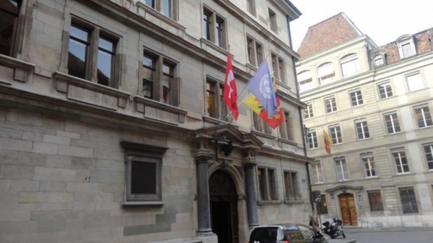 La ville de Genève n'a pas de budget
