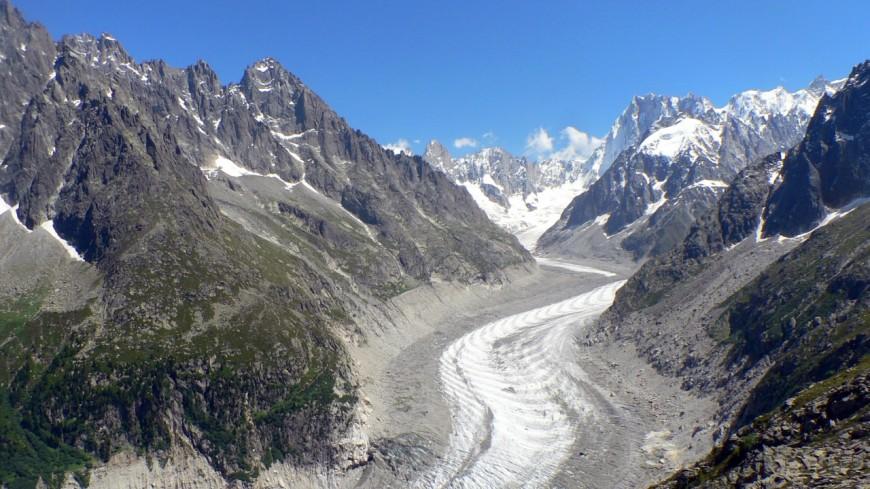 Haute-Savoie : le réchauffement inquiète