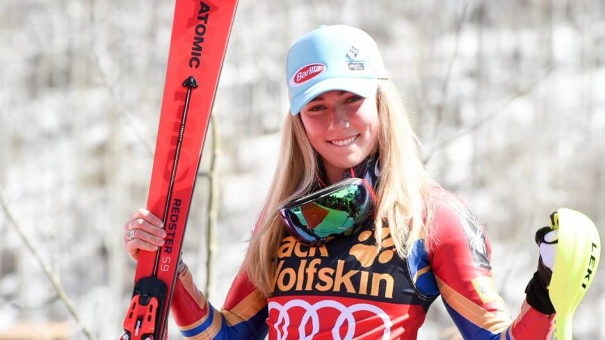 Shiffrin s'offre le slalom de Zagreb