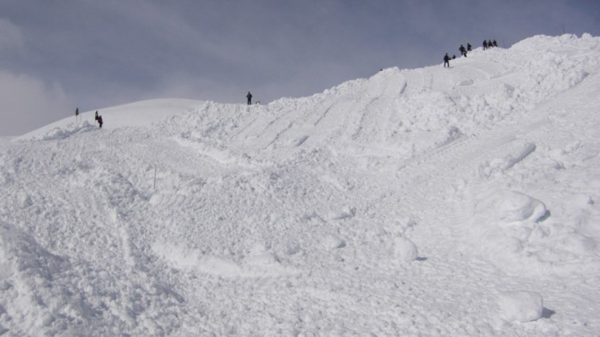 Savoie : 2 mètres de neige en 2 jours !