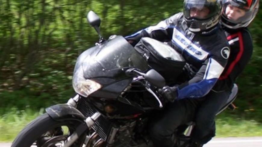 Les motos de sortie ce week-end à Genève