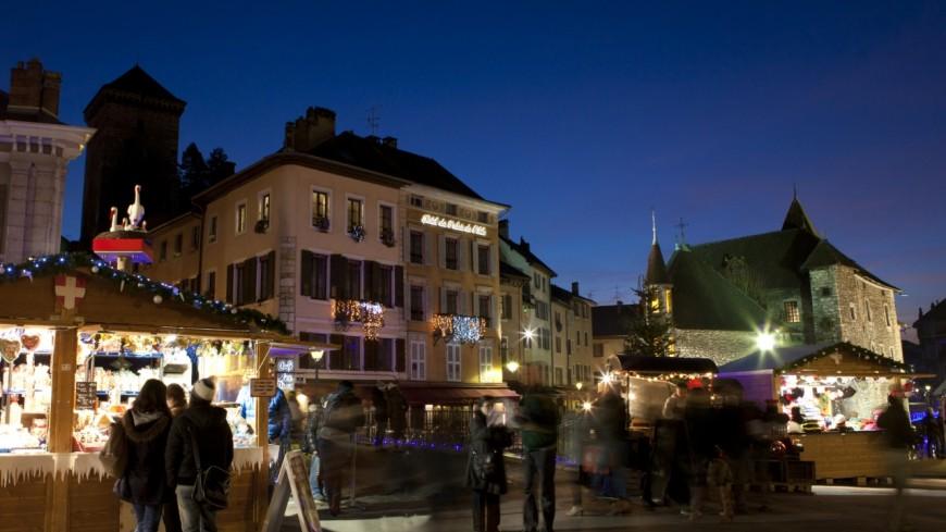 Annecy : le Noël des Alpes lancé