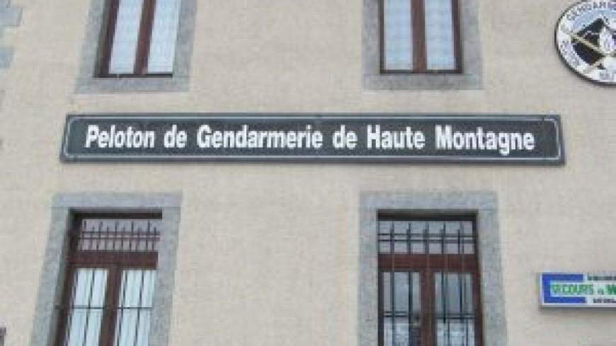 De l'activité pour le PGHM de Chamonix