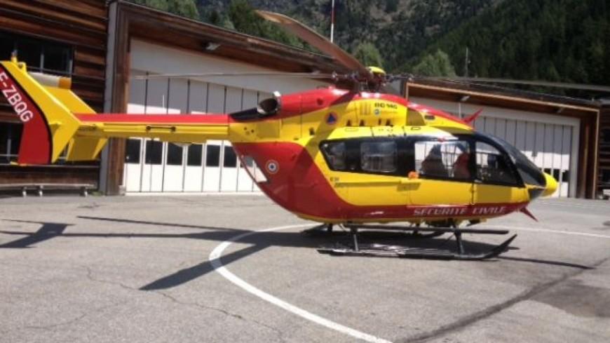8 opérations pour le PGHM de Chamonix jeudi