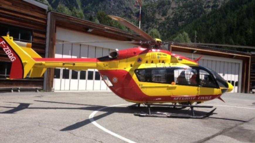 L'homme disparu à Chamonix a été retrouvé