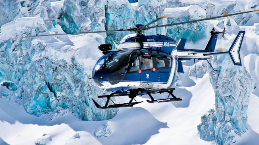 3 alpinistes italiens disparus au Mont-Blanc
