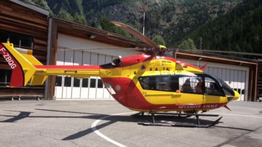 Un enfant de 11 ans blessé à la tête à Samoens