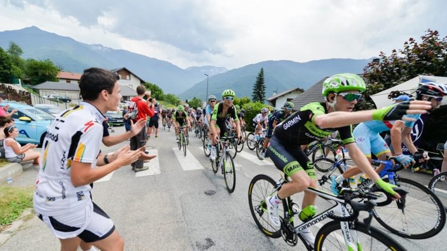 Victoire française sur le Critérium du Dauphiné