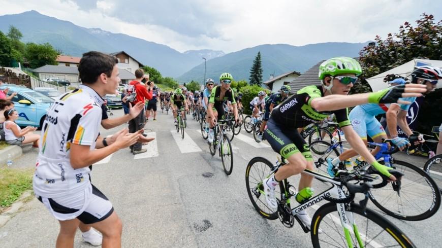 C'est parti pour le Critérium du Dauphiné