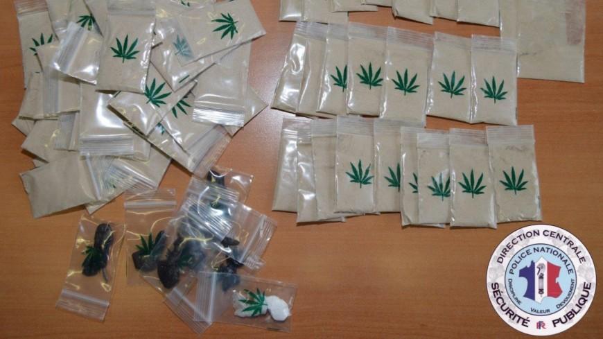 Un trafic d'héroïne mis à jour à Annemasse