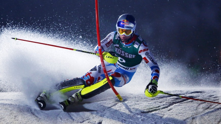 Les champions du ski à Morzine Avoriaz