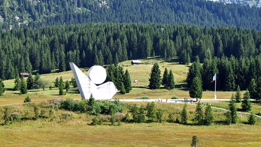 Le monument national à la résistance restauré