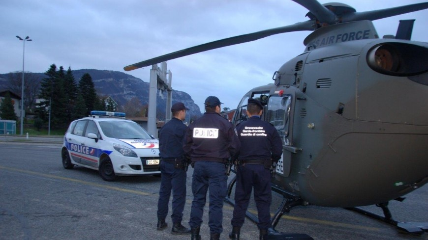 601 grammes de cocaïne saisis à Gaillard