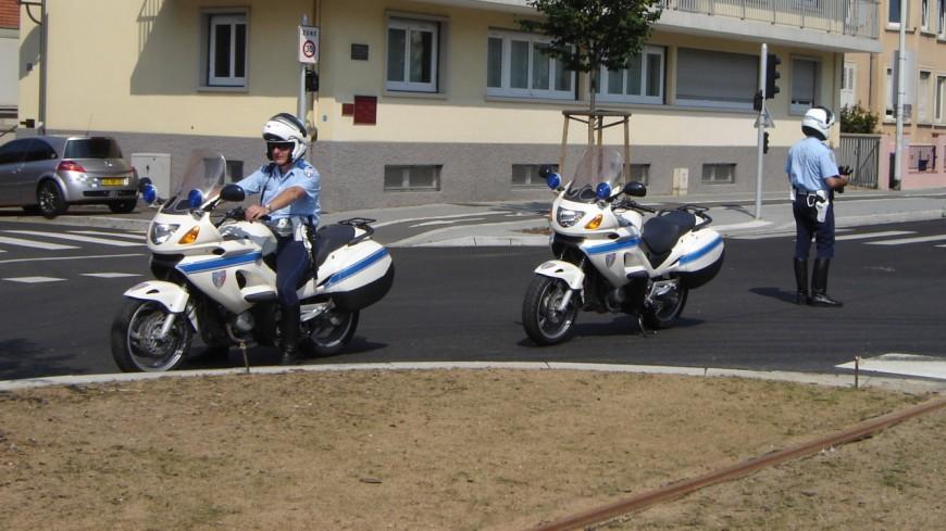 Un voleur interpellé par les policiers de Thonon