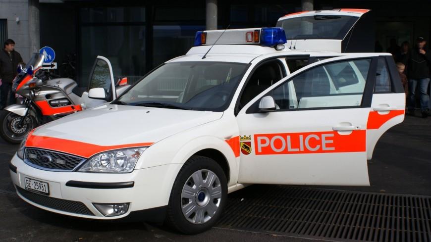 Un important déploiement policier à Lausanne