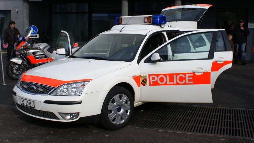Descente de police dans un squat à Lausanne
