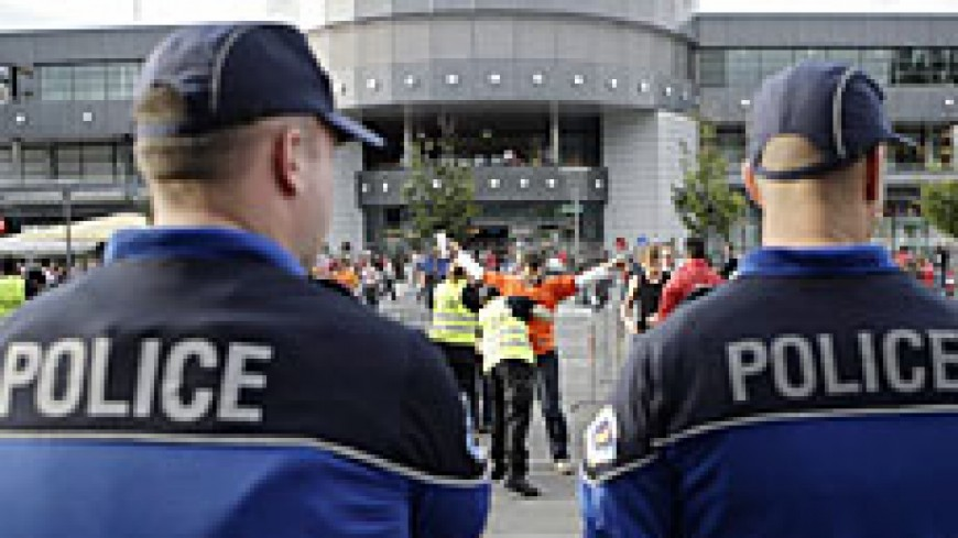 La Suisse Romande forme ses policiers