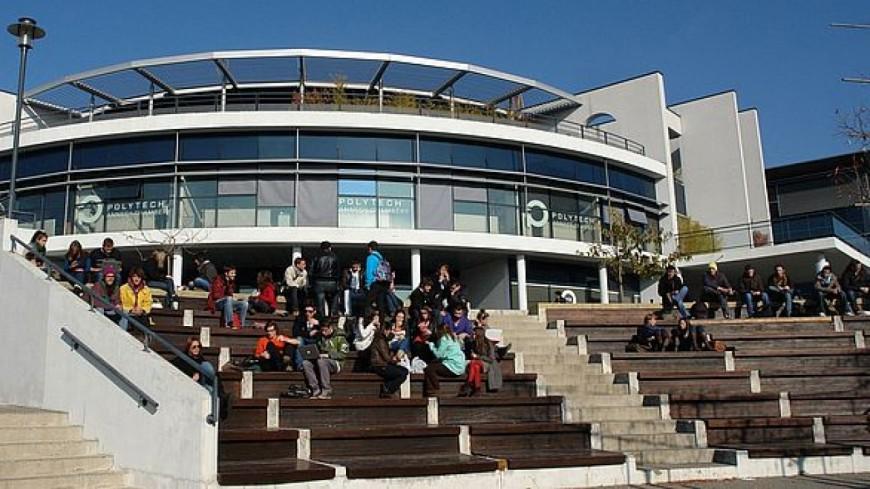 Annecy : la rentrée des élèves ingénieurs