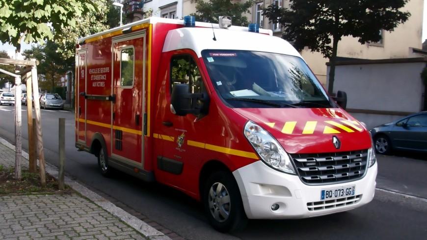 Gaillard : un blessé grave après un incendie