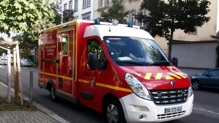 Six voitures impliquées dans un accident à Cluses
