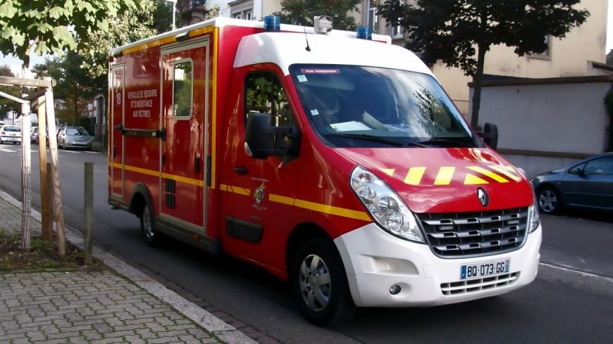 6 blessés dans un accident à Allinges