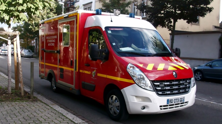 Dernier hommage au pompier d'Epagny