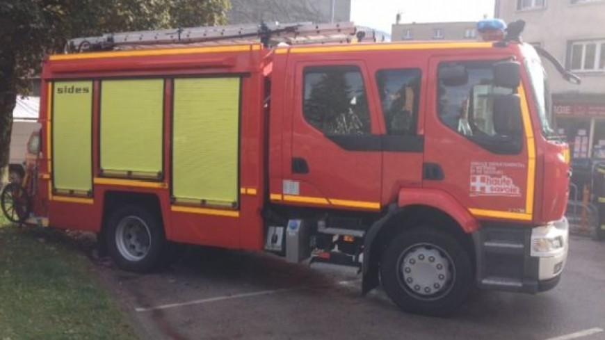 Deux personnes relogées après un incendie