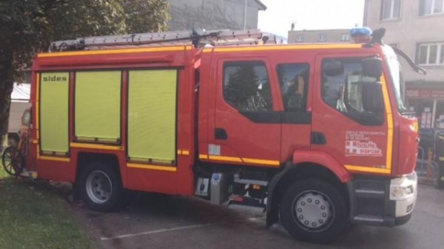 Un gros incendie à Gaillard ce week-end