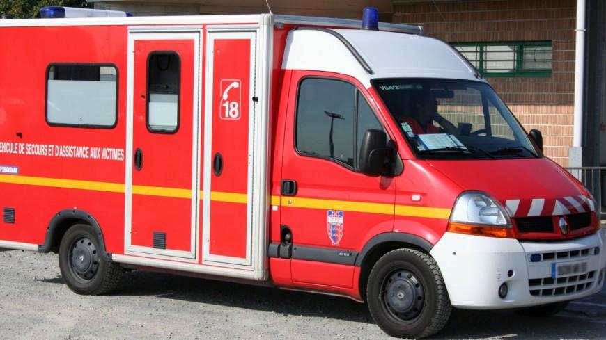 La victime de l'accident de Sciez est décédée
