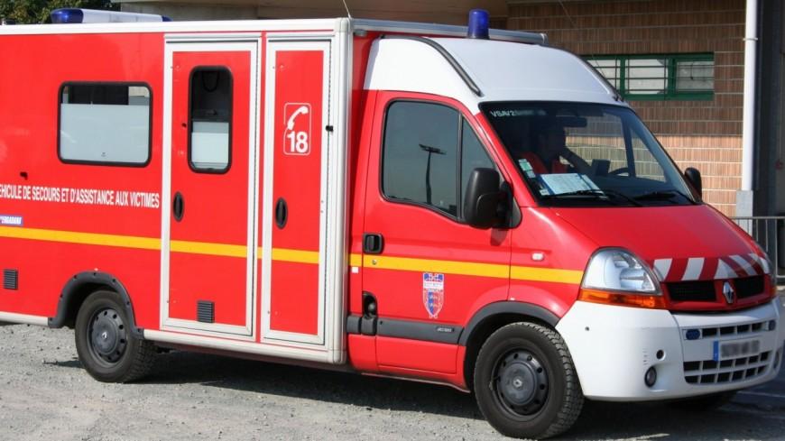 Grave accident à Annecy ce dimanche