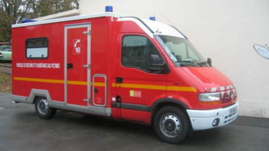 Un grave accident de la route dans le Chablais