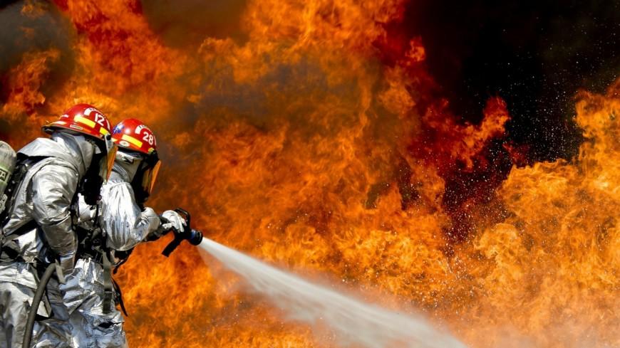 Un incendie dans le canton de Genève