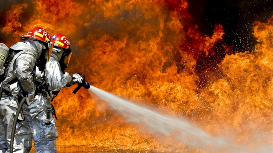 Un feu d'immeuble mardi aux Eaux-Vives