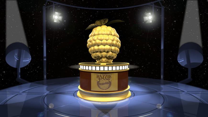 Le retour annuel des Razzies Awards !