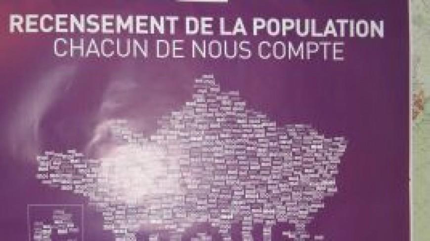 Une nouvelle campagne de recensement