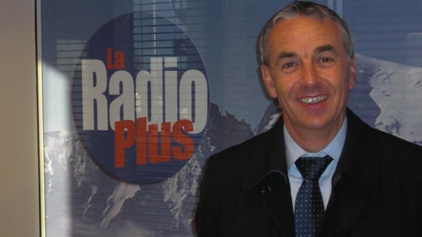 Jean-Luc Rigaut réélu président de l'UDI 74