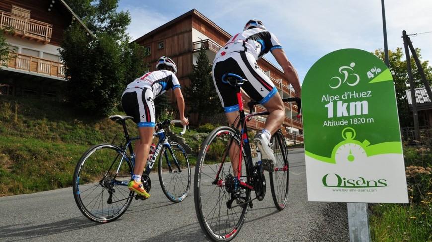 7 épreuves chronométrées pour les cyclotouristes entre Nice et Genève