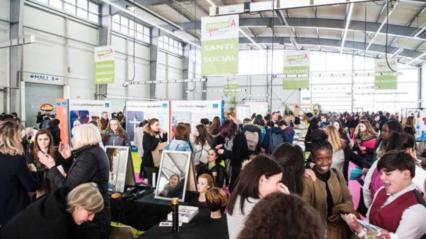 Un RDV pour les futurs apprentis à La Roche