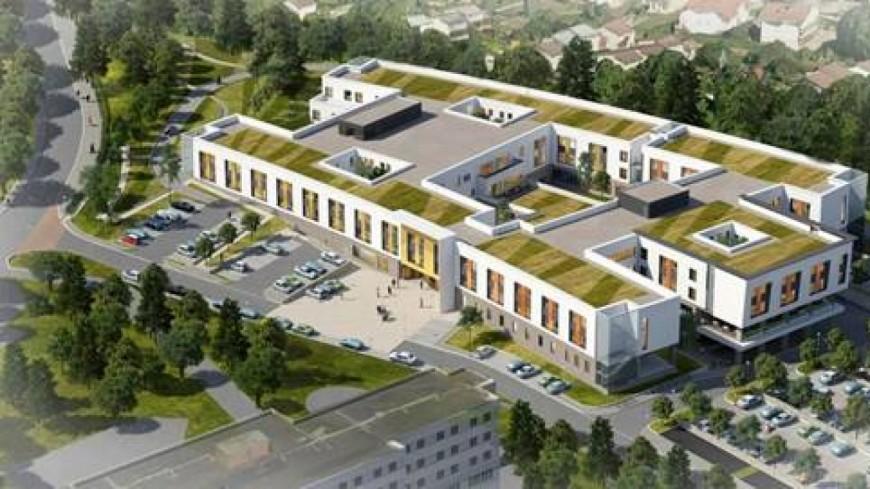 Un nouveau bâtiment pour le CHANGE