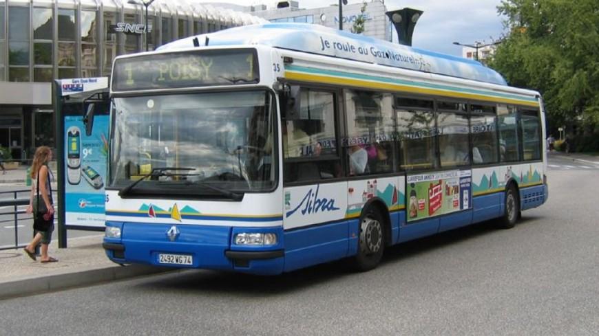 Bus gratuits jusqu'à nouvel ordre à Annecy