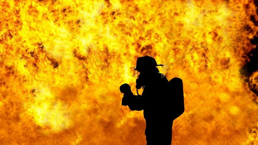 Un feu de chalet à Talloires en matinée mardi