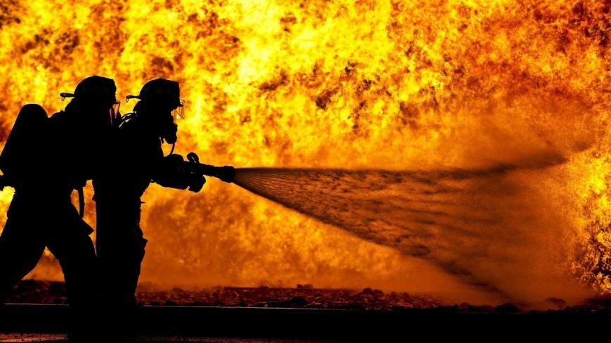 Une résidence prend feu vendredi aux Houches