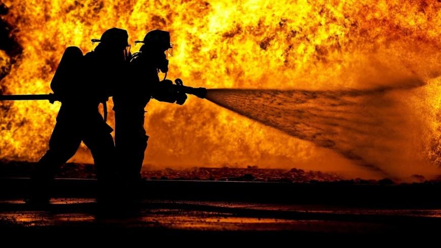 Un violent incendie à Gex la nuit dernière