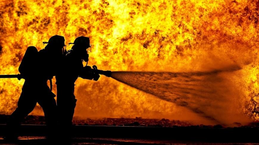 Une armoire prend feu à Meyrin