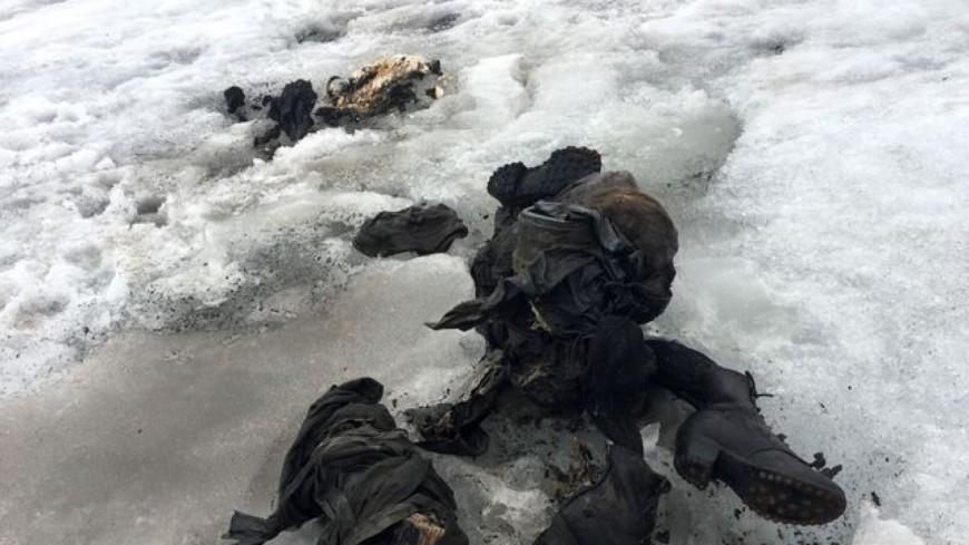 Un glacier rend deux corps en Suisse