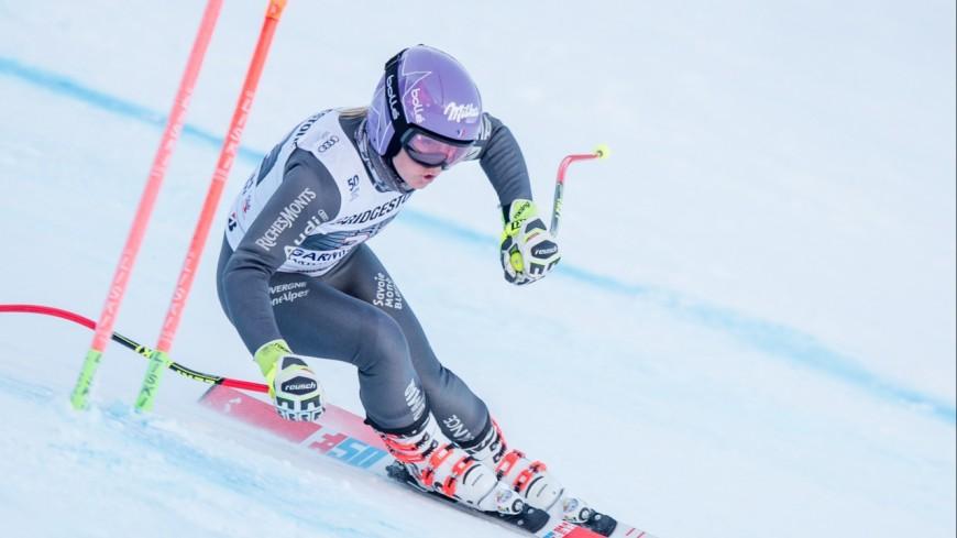Mondiaux de ski : Tessa Worley 6eme