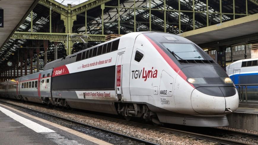 des modifications sur la ligne Lausanne Paris ?
