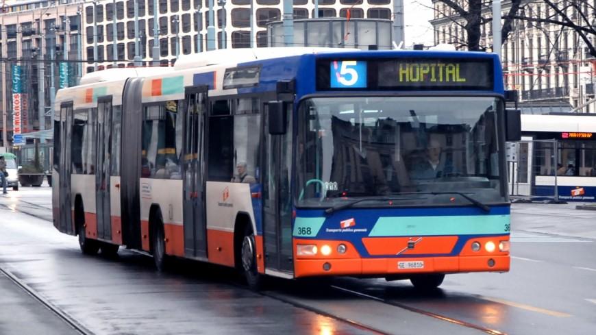 Genève : les 1ers bus TOSA entrent en piste